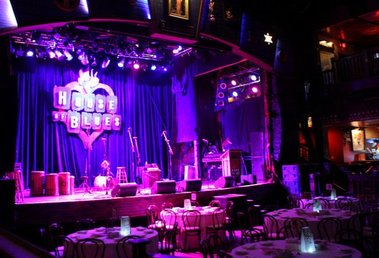 Foundation Room at the House of Blues - West Hollywood, CA