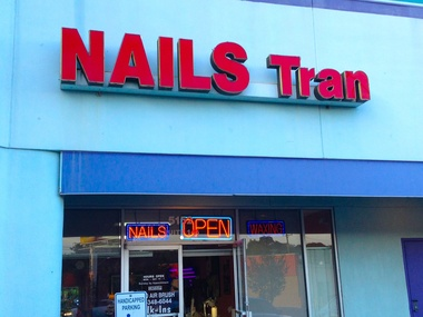 Nails Tran - San Antonio, TX