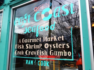 East Coast Seafood Market
