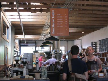 Four Barrel Coffee - San Francisco, CA