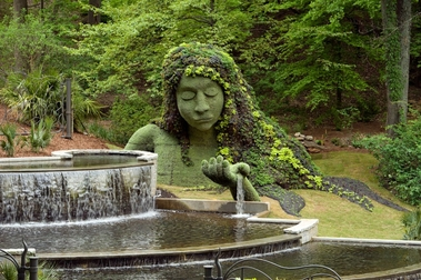 The Atlanta Botanical Gardens in Atlanta GA 30309 Citysearch