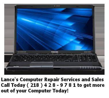 Lance's Computer Repair Services - Duluth, MN
