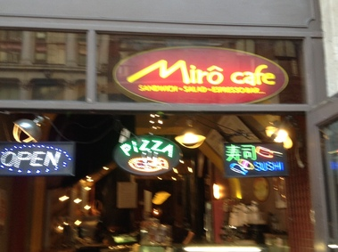 Miro Cafe - New York, NY