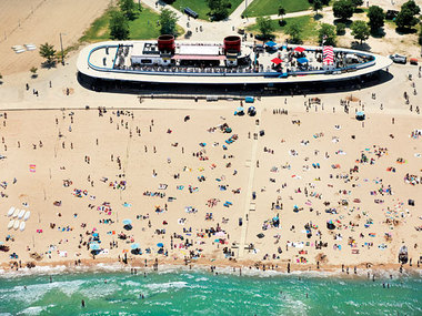 North Avenue Beach - Chicago, IL