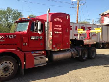 Sid's Towing & Recovery - Danville, IL