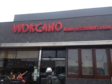Wokcano On 3rd - Los Angeles, CA