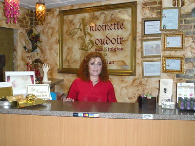 Antoinette Boudoir Newstalgica Spa - New York, NY