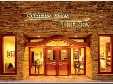 Coldwater Creek ~The Spa - Portland, OR
