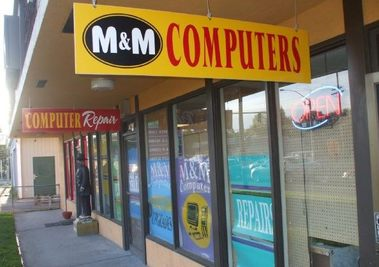 M & M Computers - Citrus Heights, CA