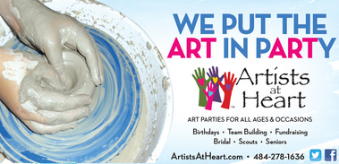 Artists at Heart - Whitehall, PA