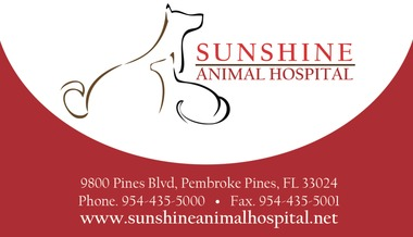 Sunshine Animal Hospital - Hollywood, FL