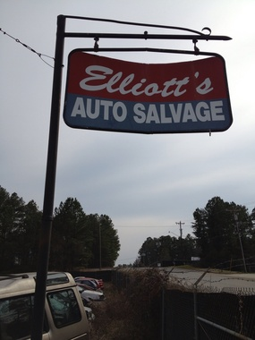 Elliott's Auto Salvage