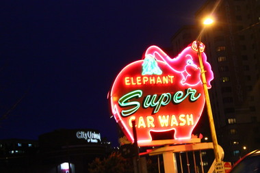 Elephant Car Wash - Seattle, WA