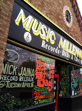 Music Millennium - Portland, OR