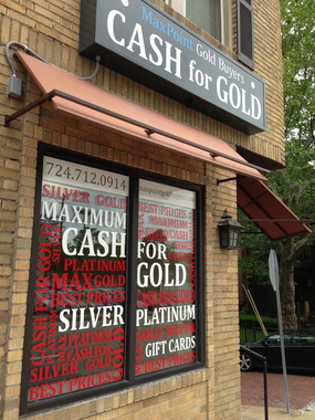 MaxPoint Gold Buyers - Cash For Gold & Gift Cards - Pittsburgh, PA