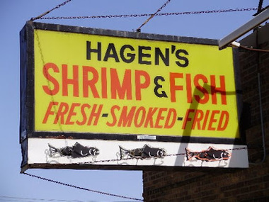 hagen 39 s fish market menu reviews portage park