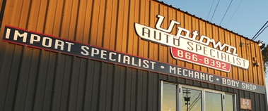 Uptown Auto Specialist - New Orleans, LA