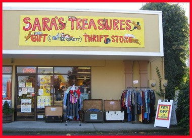 S.A.R.A.'s Treasures - Eugene, OR