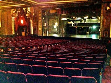 Pantages Theatre - Los Angeles, CA