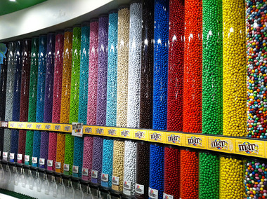 M & M's World - Las Vegas, NV