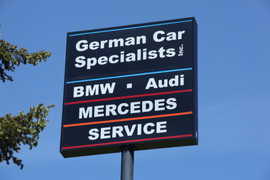 Eastside autoworks auto repair in bellevue wa 98007 for German motors collision center marin street