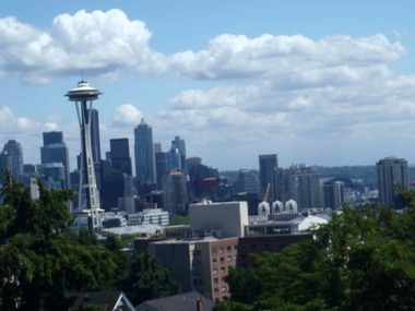 Kerry Park - Seattle, WA
