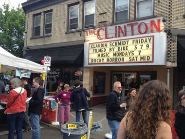 Clinton St Theater - Portland, OR