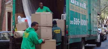 Ben Hur Moving & Storage - New York, NY