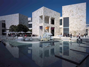 Getty Museum - Malibu, CA