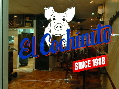 El Cochinito Restaurant - Los Angeles, CA