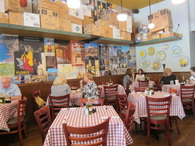 D'Amico's Italian Market Cafe - Houston, TX