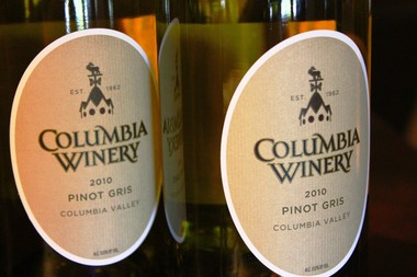 Columbia Winery - Woodinville, WA