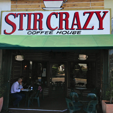 Stir Crazy Coffee Shop - Los Angeles, CA