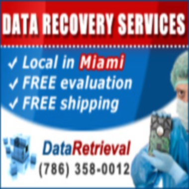 DataRetrieval Data Recovery Service Miami - Miami, FL