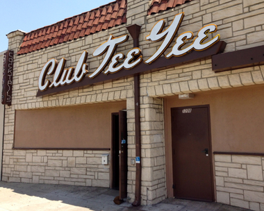 Club Tee Gee - Los Angeles, CA