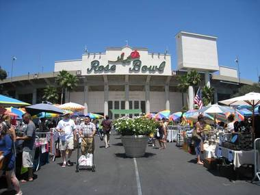 Rose Bowl - Pasadena, CA
