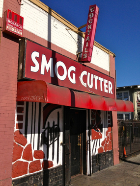 Smog Cutter (The) - Los Angeles, CA