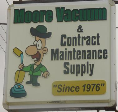 Moore Vacuum & Sewing Center - Oklahoma City, OK