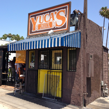 Yuca's - Los Angeles, CA