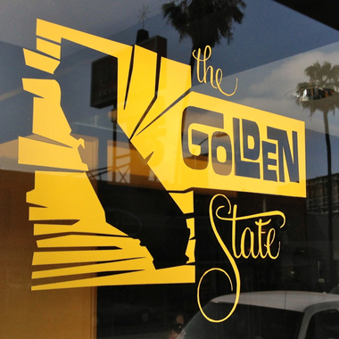 The Golden State - Los Angeles, CA