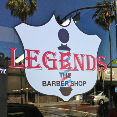Legends Barber Shop - Los Angeles, CA
