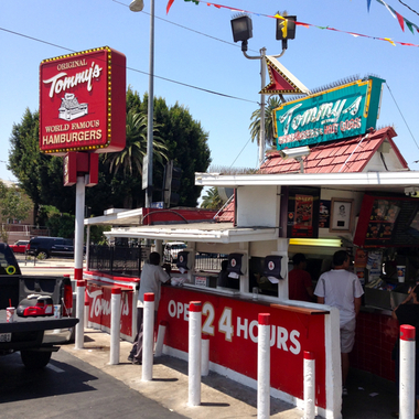 Tommy's Original Hamburger - Los Angeles, CA