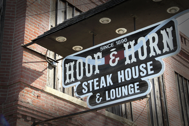 Old Hoof & Horn Steak House - Saint Joseph, MO