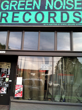 Green Noise Records - Portland, OR