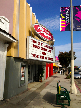 Beverly Cinema - Los Angeles, CA
