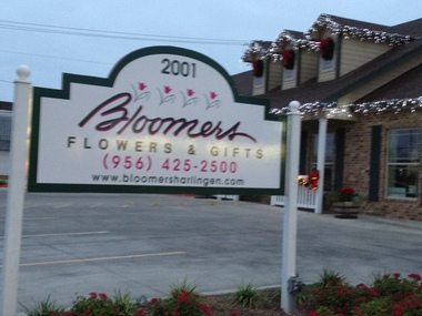 Bloomers Flower Shop - Harlingen, TX
