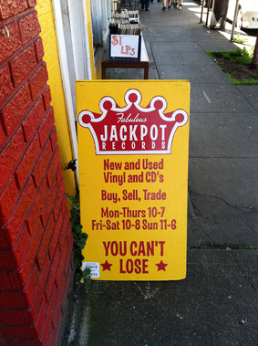 Jackpot Records - Portland, OR