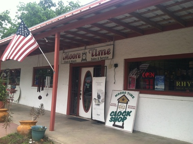 Moore Time Clock Shop - Spring, TX