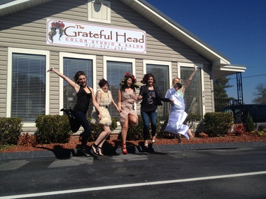 Grateful Head Color Studio And Salon The - Hope Mills, NC