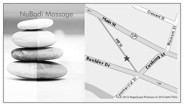 NuBodi Massage - Fitchburg, MA